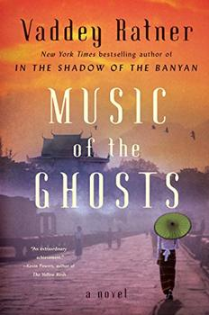 Book Jacket: Music of the Ghosts