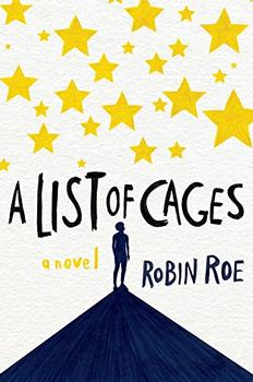 Book Jacket: A List of Cages