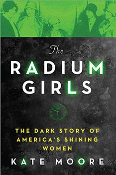 Book Jacket: The Radium Girls