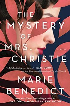 Book Jacket: The Mystery of Mrs. Christie