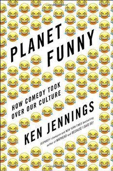 Book Jacket: Planet Funny