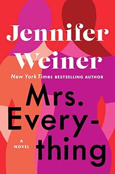 Book Jacket: Mrs. Everything