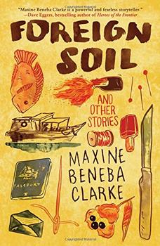 Book Jacket: Foreign Soil