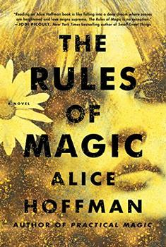 Book Jacket: The Rules of Magic