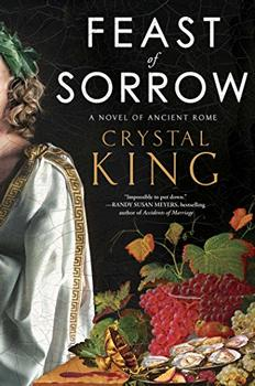 Book Jacket: Feast of Sorrow