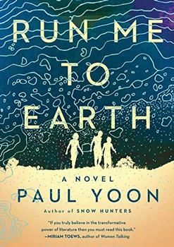 Book Jacket: Run Me to Earth