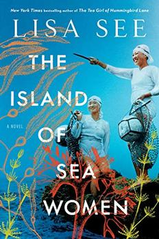 Book Jacket: The Island of Sea Women