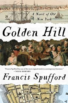 Book Jacket: Golden Hill