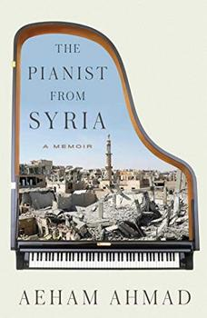 Book Jacket: The Pianist from Syria
