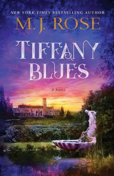 Book Jacket: Tiffany Blues