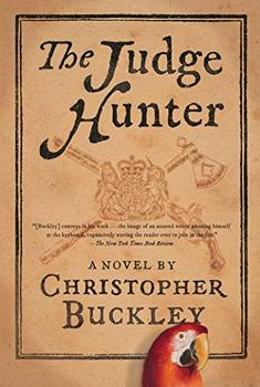 Book Jacket: The Judge Hunter