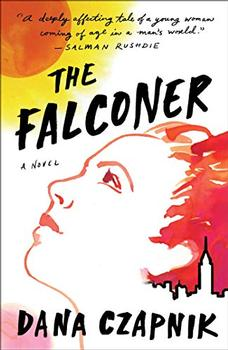 Book Jacket: The Falconer