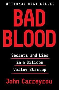 Book Jacket: Bad Blood