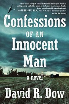 Book Jacket: Confessions of an Innocent Man