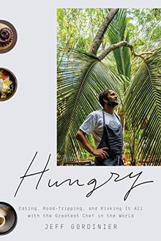 Book Jacket: Hungry
