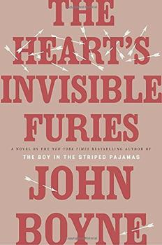 The Heart's Invisible Furies Book Jacket