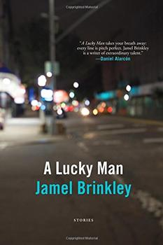 Book Jacket: A Lucky Man