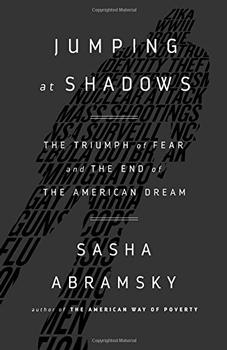 Book Jacket: Jumping at Shadows
