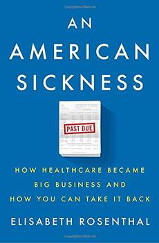 Book Jacket: An American Sickness