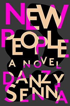Book Jacket: New People
