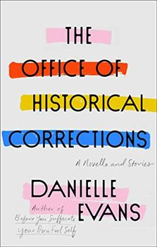Book Jacket: The Office of Historical Corrections