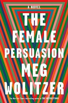Book Jacket: The Female Persuasion