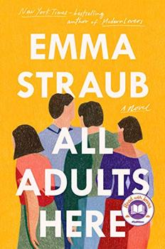 Book Jacket: All Adults Here