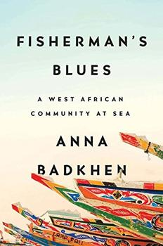 Book Jacket: Fisherman's Blues