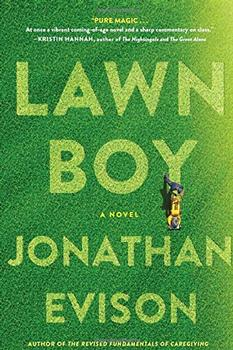 Book Jacket: Lawn Boy