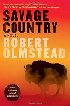 Book Jacket: Savage Country