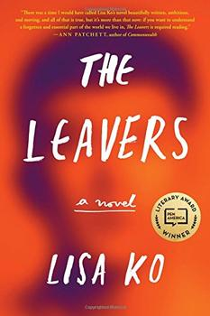 Book Jacket: The Leavers
