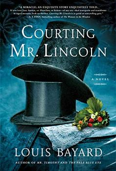 Book Jacket: Courting Mr. Lincoln