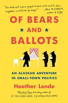 Book Jacket: Of Bears and Ballots