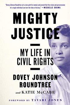 Book Jacket: Mighty Justice