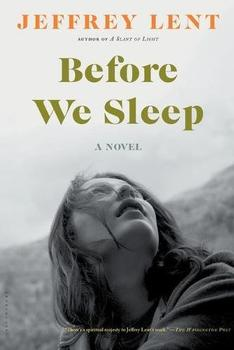 Book Jacket: Before We Sleep