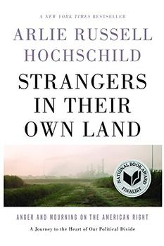 Strangers in Their Own Land Book Jacket