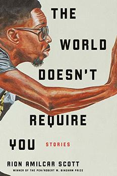 Book Jacket: The World Doesn't Require You