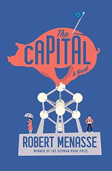 Book Jacket: The Capital