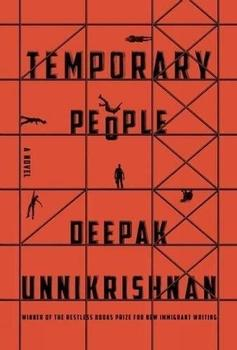 Book Jacket: Temporary People