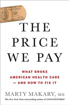 Book Jacket: The Price We Pay