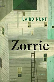 Book Jacket: Zorrie