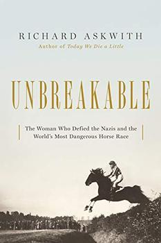 Book Jacket: Unbreakable