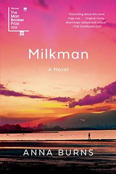 Book Jacket: Milkman