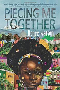 Book Jacket: Piecing Me Together