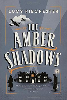 Book Jacket: The Amber Shadows