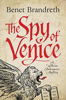 Book Jacket: The Spy of Venice