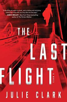 Book Jacket: The Last Flight