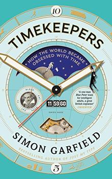 Book Jacket: Timekeepers