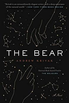 Book Jacket: The Bear