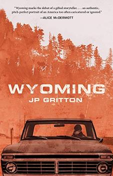 Book Jacket: Wyoming